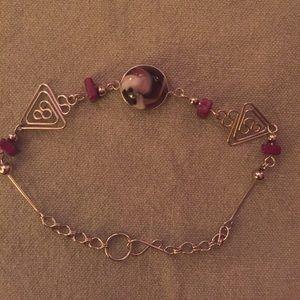 Handmade Bolivian bracelet